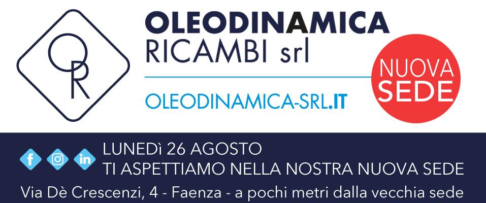 Nuova sede Oleodinamica Ricambi S.r.l.